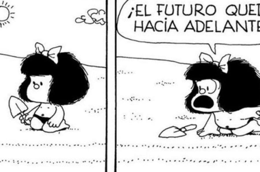 Mafalda Educacin Humor t