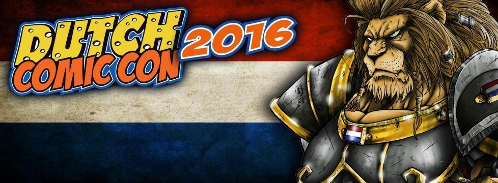 Afbeeldingsresultaat voor dutch comic con 2016