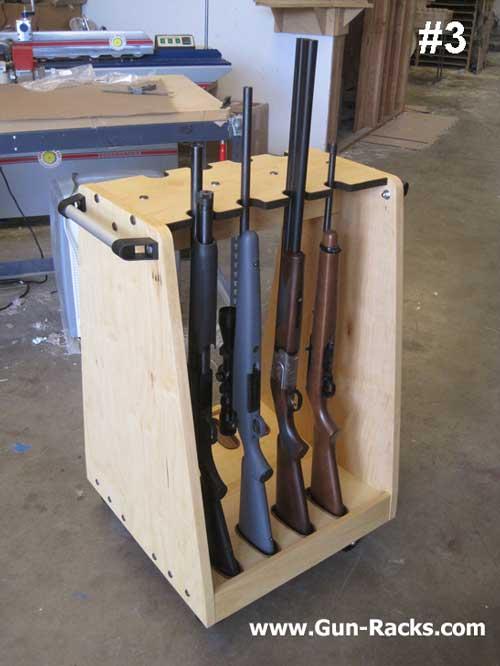 gun rack custom gun racks