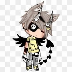 Anime Wolf Boy Cute HD Png Download 575x669 PNG DLF PT