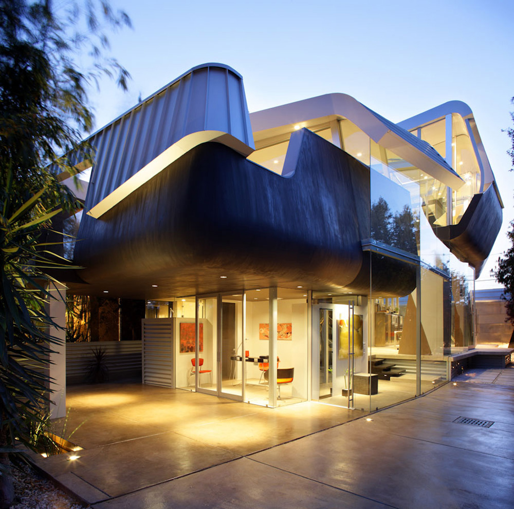 Unique House in Venice by Coscia Day Architecture and Design  HomeDSGN