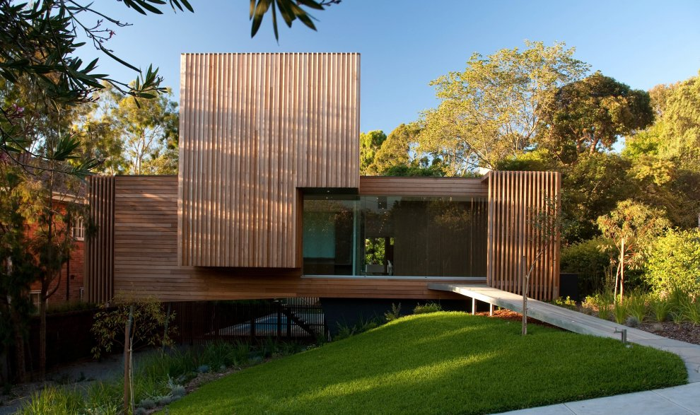 Kew House 3 by Vibe Design Group via homedsgn.com