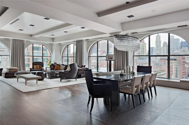Two Spectacular Lofts in Tribeca  HomeDSGN
