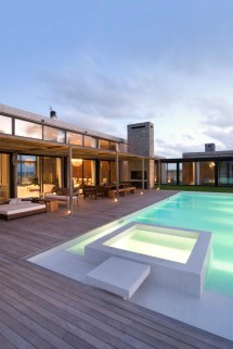 Contemporary Home with Pool