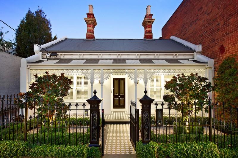 Victorian Terrace House  HomeDSGN
