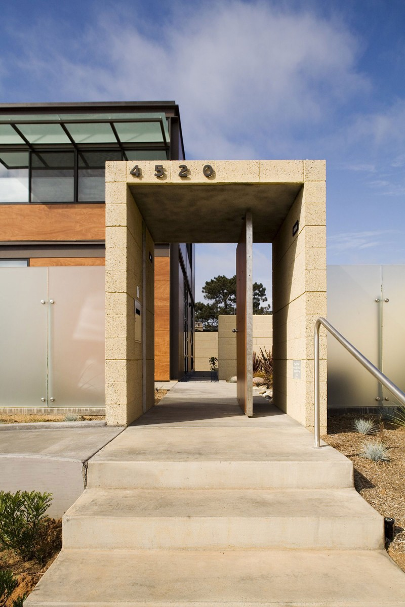 Point Loma House By Macy Architecture HomeDSGN