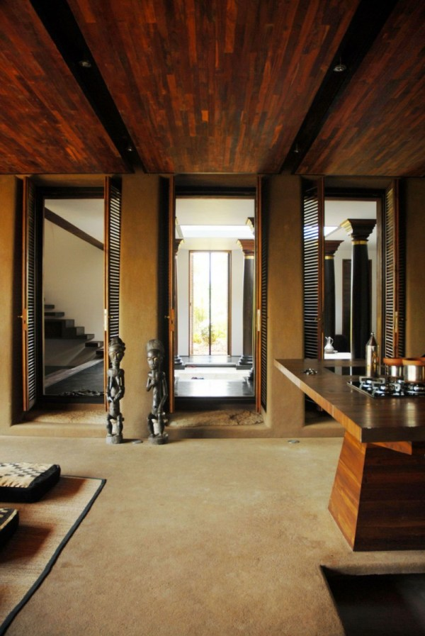 South Indian Traditional Home Interior Design