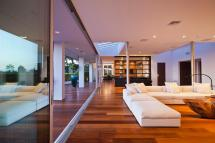 Beverly Hills Modern Home Interior
