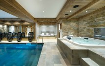 Luxury Homes with Indoor Swimming Pool