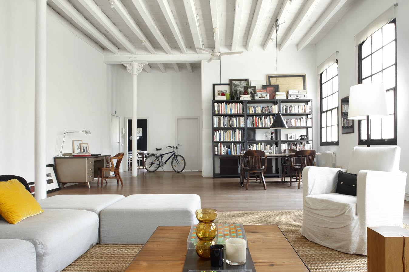 New York Style Loft in Barcelona by Shoot 115 3  HomeDSGN