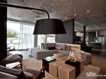 Aupiais House by Site Interior Design | HomeDSGN