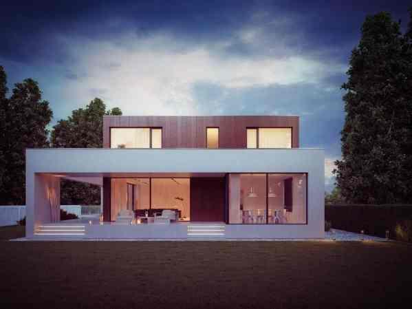 Wooden Cube House 81.waw.pl 11 Homedsgn