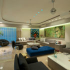 Gupta Apartment by ZZ Architects