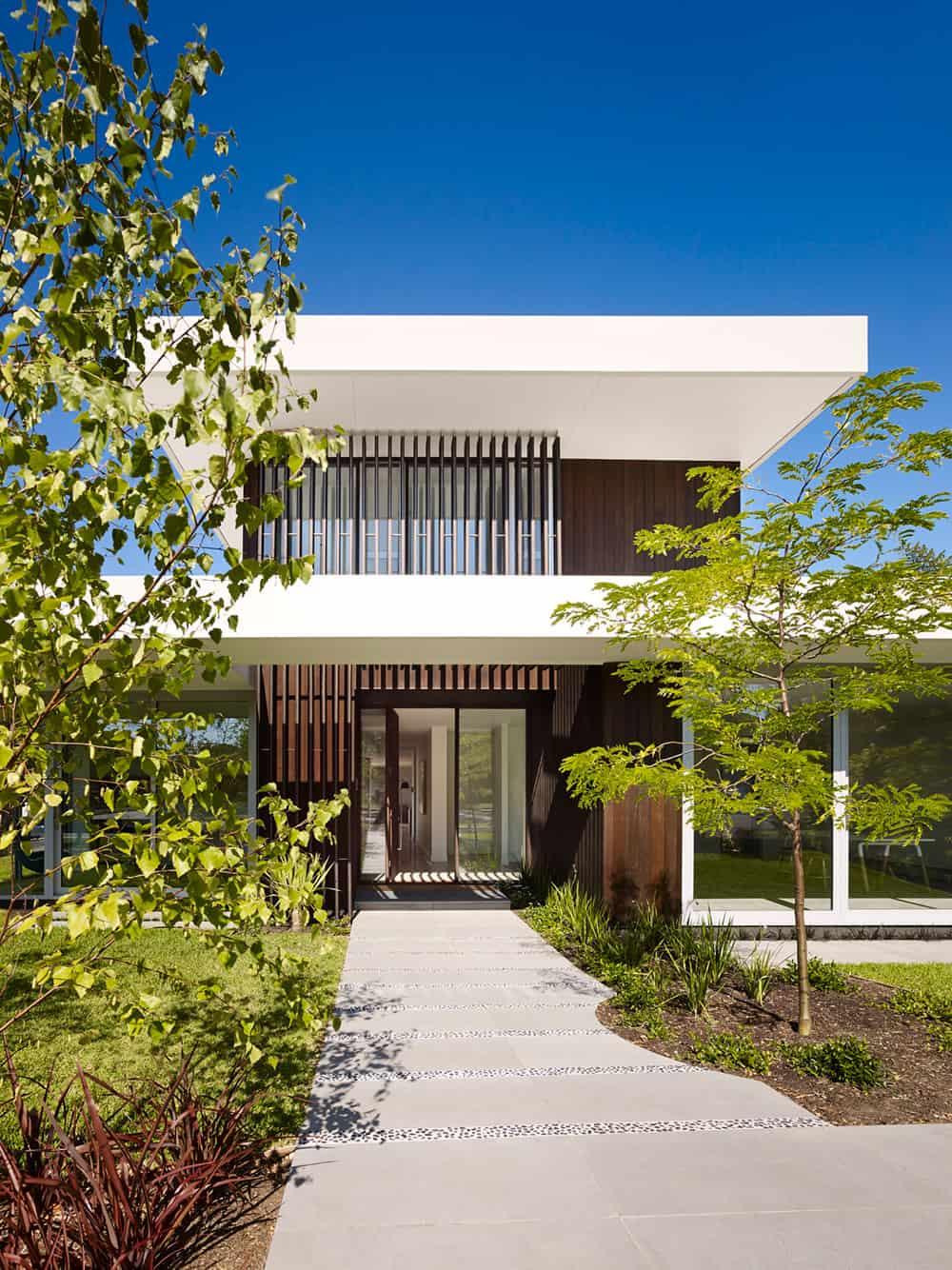 California House By Inform Design U0026 Pleysier Perkins (1