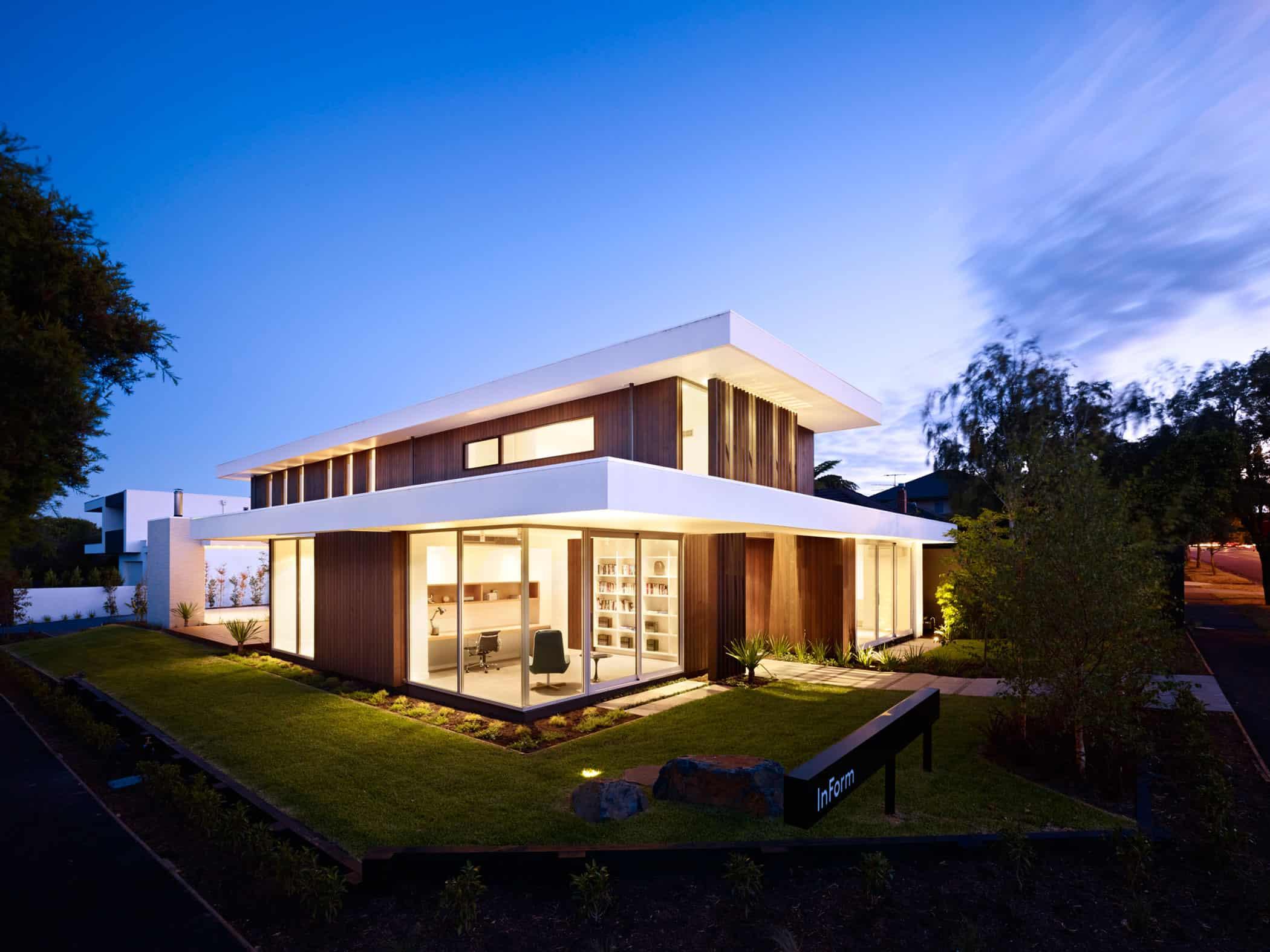 California House By Inform Design & Pleysier Perkins (1