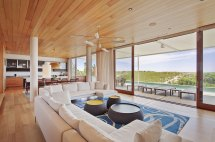 Beach House Living Room Design