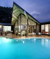 Mid Century Modern Home Architecture