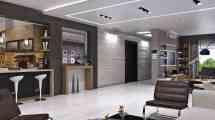 Modern Villa In Dammam Mokhles Mohamed 6 Homedsgn