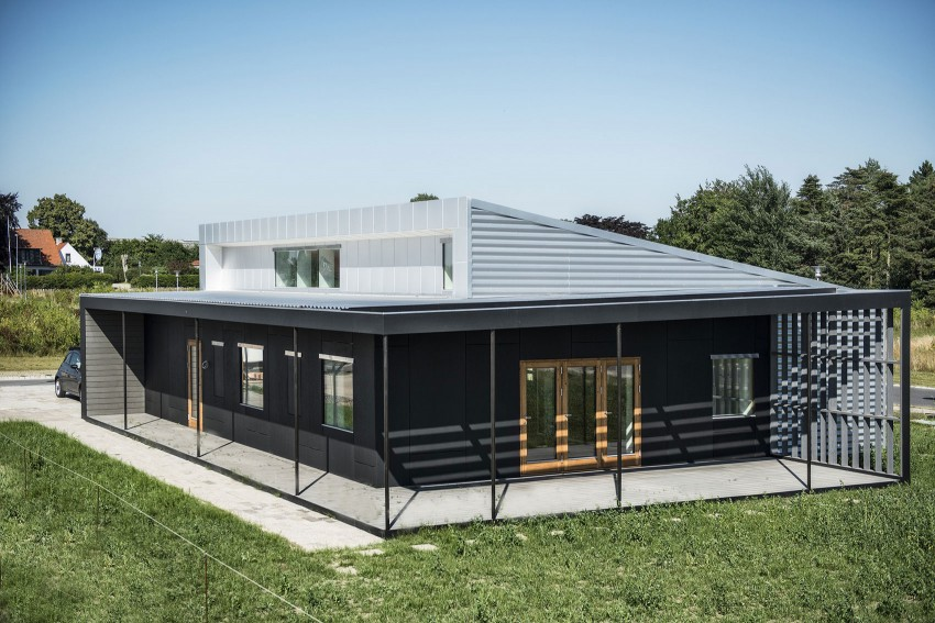 Upcycle House by Lendager Arkitekter
