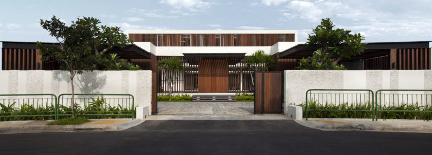 Enclosed Open House by Wallflower Architecture + Design (1)