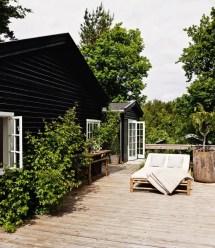 Scandinavian Summer Cottage