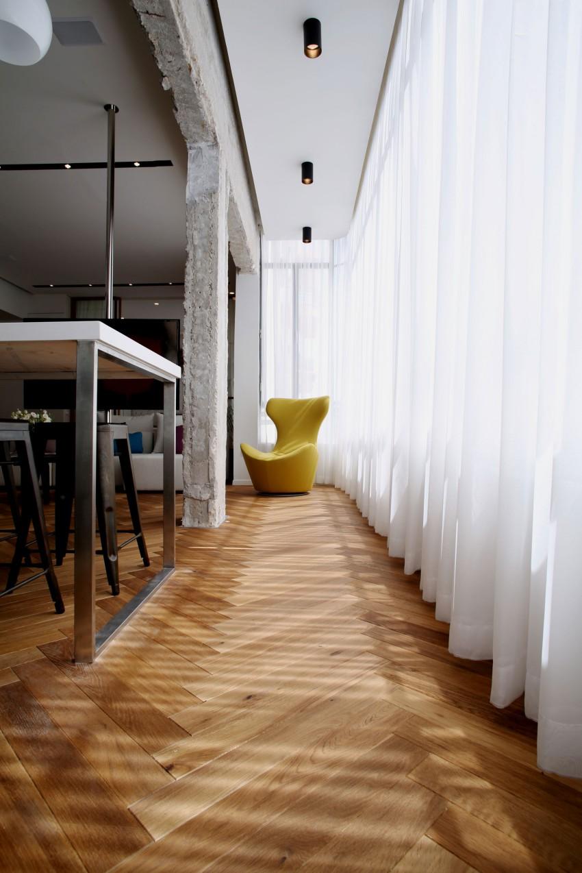 Tlv rothschild blvd apartment by dori interior design 18