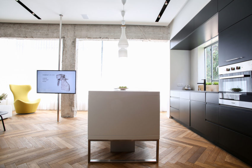 Tlv Rothschild Blvd Apartment by DORI Interior Design (19)