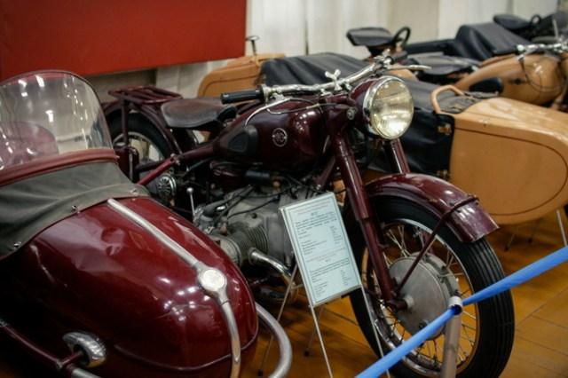 Ирбитский государственный музей мотоциклов Ирбит мотоцикл Урал Свердловская область