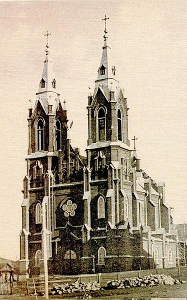 Храм Непорочного Зачатия Девы Марии Челябинск