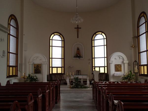 Церковь Божьей Матери Лоретанской Оренбург