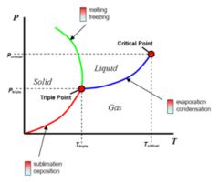 Points B,D = PotentialEnergy