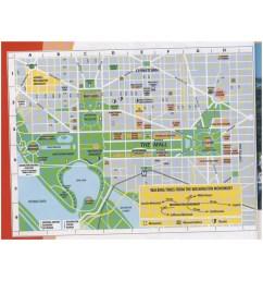 map of washington dc [ 1024 x 776 Pixel ]