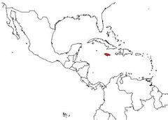 Political Map Central America and Caribbean_6th Grade