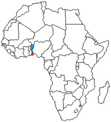 Africa Country Quiz
