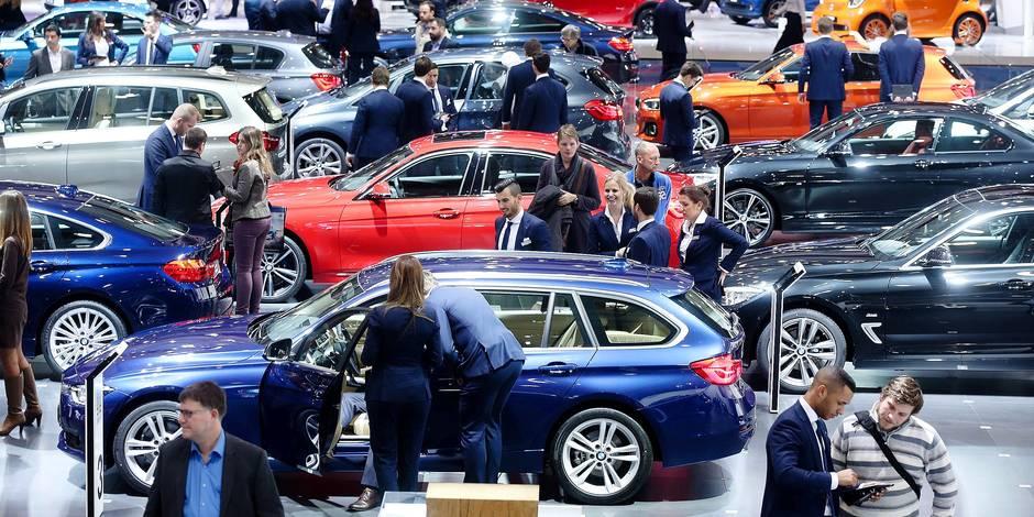 Jusqu  40 voici les bonnes affaires du Salon de lAuto  La DH