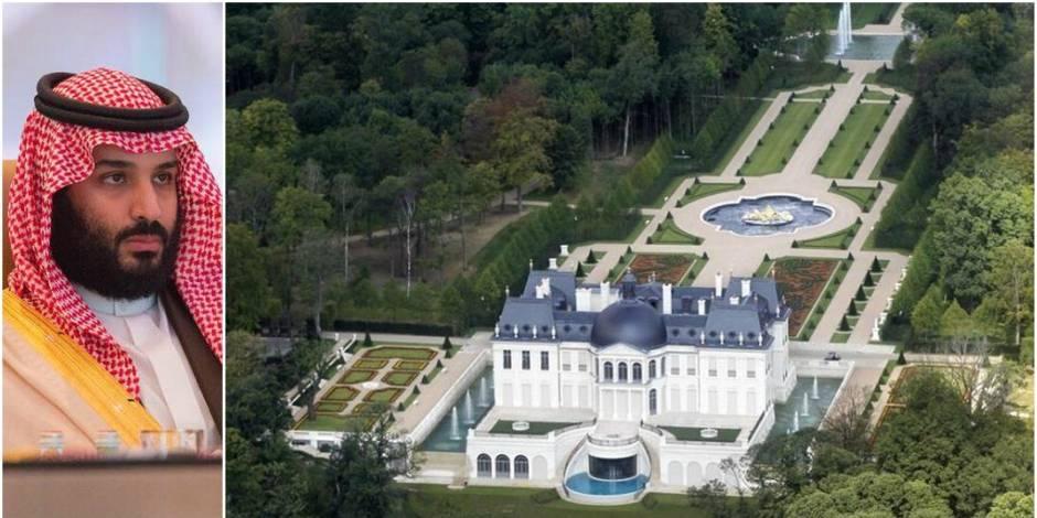 Mohammed ben Salmane le prince hritier saoudien acquiert la demeure la plus chre au monde