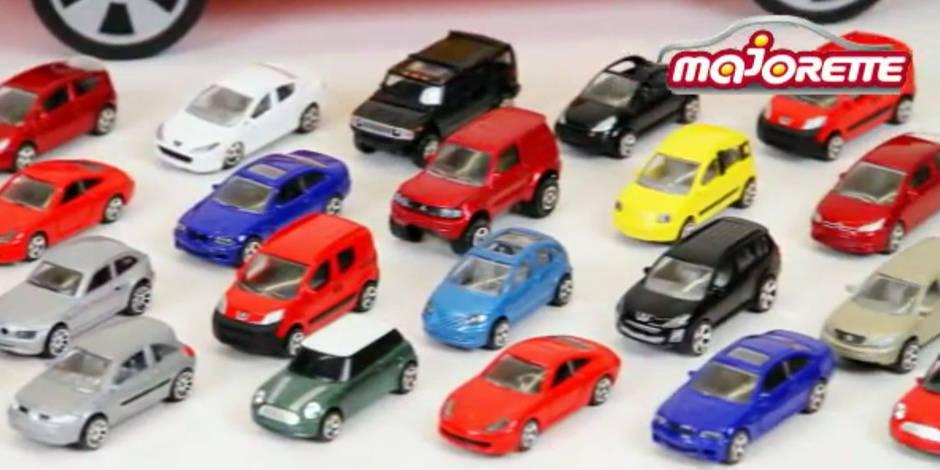Le fondateur des mythiques petites voitures Majorette est mort  La Libre