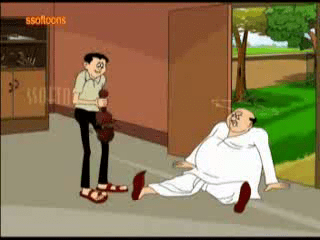 Nonte Fonte Episode Behala Kando
