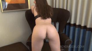 Inexperienced Fresh Girl Elektra Rose Masturbating