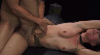 Madori Enjoys Intense Rough Sex While Tied
