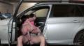 Making It Happen Right Outside His Car, True Lust