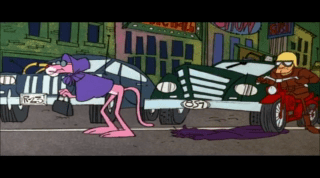 Pink Panther Episode Think Before You Pink