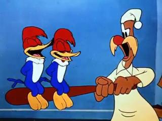 Woody Woodpecker Episode Sleep Happy
