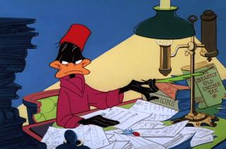 Looney Tunes Episode Deduce, You Say