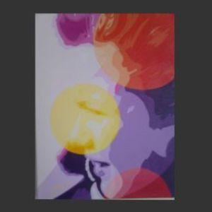 Vent chaud peinture de l'artiste O²