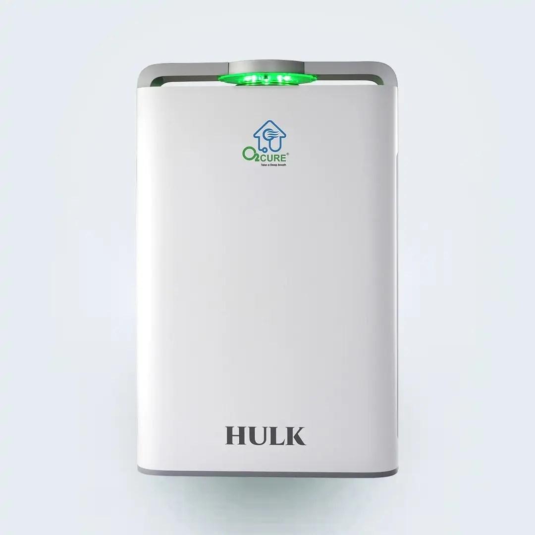O2 Cure Hulk Air Purifier & Humidifier
