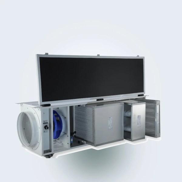 O2 Cure Hybrid Air Purifier
