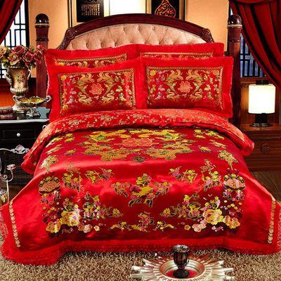 結婚床單套