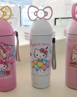 【泰國 特別版 Hello Kitty不銹鋼冷/熱 瓶】