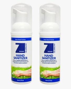【🇺🇸美國 Zoono Hand Sanitiser-24小時殺菌氣泡潔手液 (50ml)】